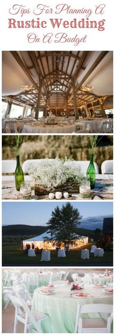 Planning a wedding is a big job especially when you are planning your dream rustic wedding on a budget. To help you collect some ideas of where you can save and yet still have the day with your dreams we created these rustic wedding budget tips. We have seen some brides create beautiful weddings on a …