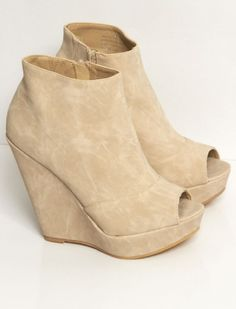"""Want! A steeple in every womans wardrobe. """"the nude heel"""""""