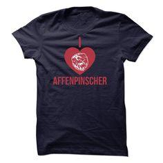 Affenpinscher T-Shirts, Hoodies. BUY IT NOW ==► https://www.sunfrog.com/Pets/Affenpinscher-59603215-Guys.html?id=41382