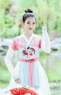Lee Ji Eun * IU * : 이지은 * 아이유 * : Moon Lovers : Scarlet Heart Ryeo : Hae Soo 해수 #