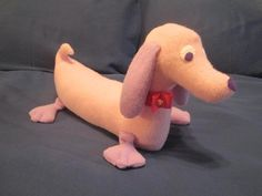 Free Dachshund Pattern from Puppetpub | Craftsy