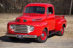 Ford for Sale - 1948 Ford Pickup Truck Maintenance/restoration of old/vintage vehicles: the material for new cog - Pickup Trucks For Sale, Classic Pickup Trucks, Ford Classic Cars, 1952 Ford Truck, Old Ford Trucks, Lifted Trucks, Diesel Trucks, F100 Truck, Ford F Series