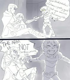these avatar crossover are amazing
