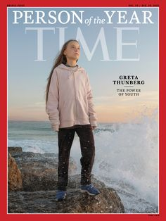 Donald Trump took another hit at Greta Thunberg, lamenting that the Swiss climate activist made the cover of Time Magazine at a younger age than he did. Time Magazine, Magazine Covers, Donald Trump, Barack Obama, School Strike, Twitter Bio, Greta, Nobel Peace Prize, Pope Francis