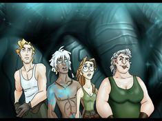 genderbent Atlantis (bwahaha these things are hilarious!)