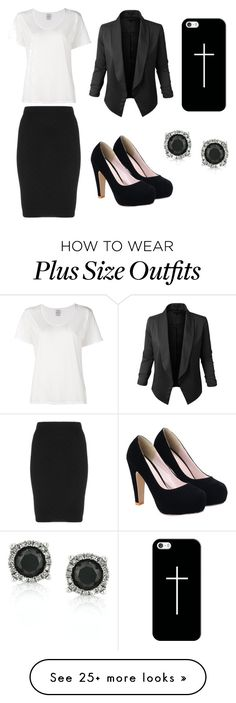"""""""Untitled #143"""" by jewellz-marybear on Polyvore featuring LE3NO, Manon Baptiste, Visvim, Casetify and Mark Broumand"""
