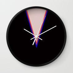 Uve #4 (By Salomon) #print #lamina #clock #frame #decor #decoration #decoracion #interior #home #wall #casa #frame #pattern #mosaic #mosaico #texture #gradient #abstract #colorblock #pop #love #pattern #society6 @society6