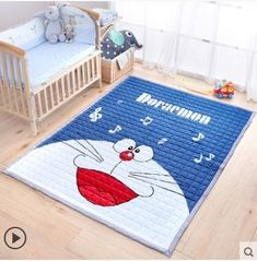 Cheap bedroom rug, Buy Quality rugs and carpets directly from China bedroom rugs and carpets Suppliers: Kingart cotton Cartoon Big Living Room Newborn Carpet Children Floor Mat Kid Room Thick Blanket Baby Bedroom Rug And Carpets Big Living Rooms, Living Room Bedroom, Bedroom Rugs, Soft Play Mats, Discount Area Rugs, Rugs On Carpet, Carpets, Warm Home Decor, White Carpet
