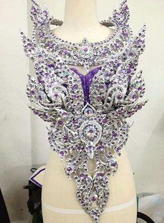 Costume Ideas, Costumes, Thai Traditional Dress, Purple, Clothing, Jewelry, Style, Fashion, Ideas