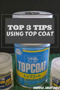 Top 3 Tips Using Top Coat