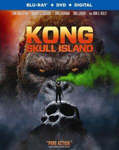 KONG SKULL ISLAND BLU-RAY (WARNER)