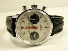 VINTAGE JUNGHANS OLYMPIC CHRONOGRAPH