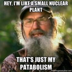 Duck Dynasty - Uncle Si