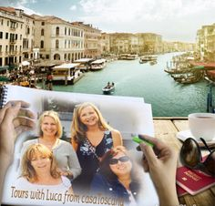 I dream of Italy with my dental gal pals !