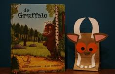 Knutselen 3d: Gruffalo