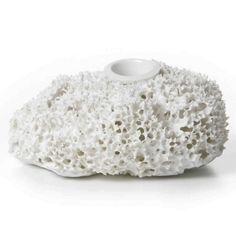 Sponge Vase by Marcel Wanders, vaso in porcellana, 1997