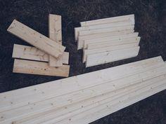 Hur man bygger en planteringslåda Gardening Tips, Things To Do, Wood, Green, Flowers, Handmade, Crafts, Diy, Garden Ideas