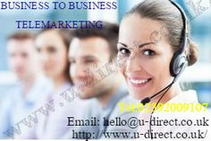 The Telemarketing Company U Direct specialist telemarketing team makes high volume telemarketing calls to your target market & your potential customers.  For a wide range of telemarketing services, call us today @ 02392 009107 or www.u-direct.co.uk #telemarketing