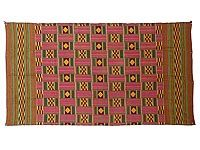 Asante Women's Kente Cloth
