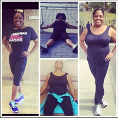 "** INSPIRATIONAL ** Sherri Shepherd ""It all starts with the first step,"" said The View co-host, motivating her followers. ""Try it - I guarantee your body will love you!"""