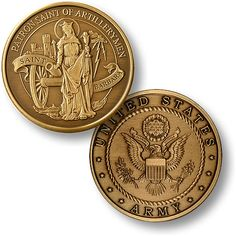 56 Best US Army Challenge Coins (Army Commemorative Coins
