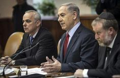 NEWS AT TOP: Israel happy at compromise deal on Iran between Co...