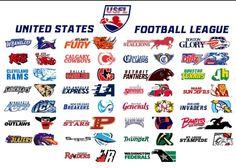 USFL teams and logos. Jon Lee · USFL 2066826a1