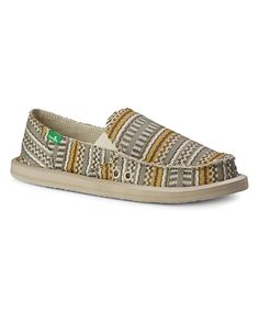 5873e79c785 Sanuk Natural Bayridge Blanket Donna Slip-On Shoe - Women