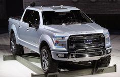 Atlas Concept adianta novidades para próximas picapes da Ford - AUTO ESPORTE | Notícias