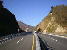 Misiryeong Penetrating Road #Misiryeong #Sokcho #Korea