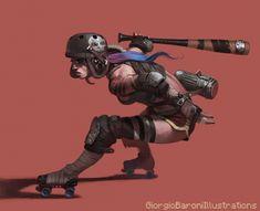 Swingin Molly by giorgiobaroni on DeviantArt