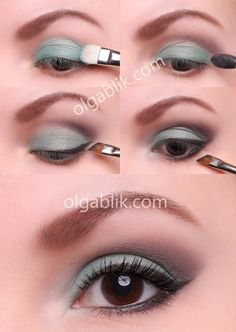 These are hot eyes too, the only thing is I wont get the same result if I do it...