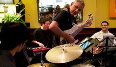 Check out Roberto Cordero Jazz on ReverbNation http://www.youtube.com/watch?v=hHZJ88XS3wE
