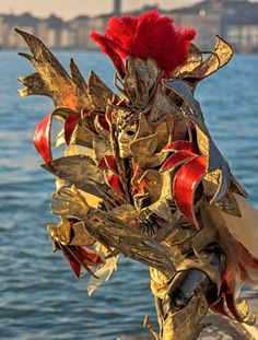 Venice Carnivale, Costume Carnaval, What To Draw, Masquerade, Lion Sculpture, Photos, Statue, Drawings, Costumes