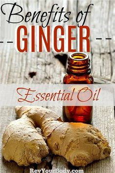 Benefits of Ginger Essential Oil Ginger essential oil is known as a warm oil that many find comforting, but it also has a spicy side that is energizing. Are Essential Oils Safe, Ginger Essential Oil, Essential Oil Uses, Herbal Remedies, Natural Remedies, Healthy Habits For Kids, Healthy Living, Ginger Benefits, Natural Supplements