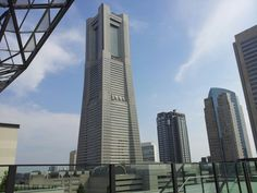 Yokohama  Landmark Tower , Minatomirai , Yokohama , Japan