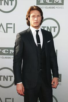 Luke Bracey Wears Ermenegildo Zegna to AFI Life Achievement Award Event