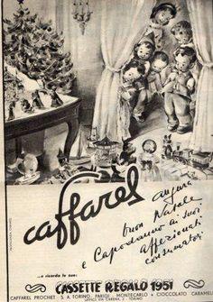 caffarel,+pubblicità+natale+1951
