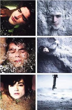 #TeenWolf - Scott, Stiles and Allison