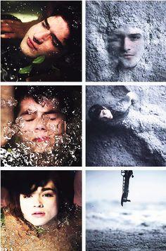 #TeenWolf - Scott, Stiles and Allison