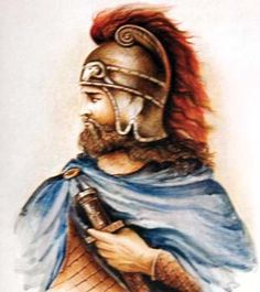 Wartan Mamikonyan - ormiański wódz w Bitwie pod Awarajr Armenian History, Armenian Culture, Armenian People, Blond, Wonder Woman, Queens, Wonder Women, Thea Queen