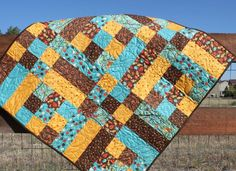 Cute baby / toddler quilt