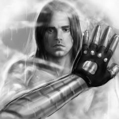http://lunarconfidante.tumblr.com/post/85029449287/n-a-blue-box-free-shipping-here-promotion Captain America: the Winter Soldier Bucky fan art