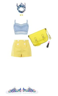 """""""Untitled #1383"""" by polylana ❤ liked on Polyvore featuring Boutique Moschino, Lipsy, adidas Originals, Lauren Ralph Lauren, Vivienne Westwood, Betsey Johnson and too cool for school"""