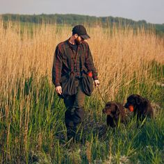 Seeland Retriever Hundeführer Weste
