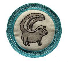 drunk as a skunk merit badge