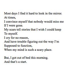 poems about depression - Google Search