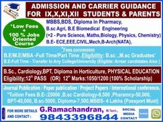 Dear sir/madamFor Admission Procedure,Fees, Infra,Lab,No of Arrears candidates(Final year Engineering students Eligible , Discontinued students Eligible, Semesters break and Attenda...