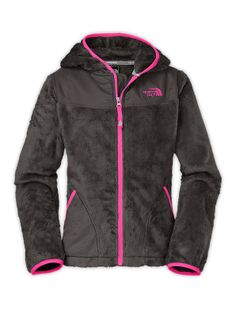 The North Face Girls' Jackets & Vests GIRLS' OSO HOODIE  I WANT