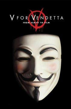 «V» значит Вендетта (2006) Жанр: фантастика, боевик, триллер  Альтернативное будущее. В Англии, после страшной эпидемии неизвестного вируса, повергшей страну в хаос, устанавливается жестокая диктатура властного канцлера со всеми сопутствующими прелестями: комендантский час, всевластие членов партии над простыми людьми и, конечно, сотни тайных стукачей-осведомителей. Однажды ночью в Лондоне появляется борец за свободу, известный как V, который начинает партизанскую войну с режимом в попытке…